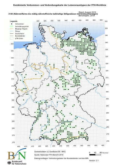 Seen In Norddeutschland Karte.Nährstoffarme Seen Mit Armleuchteralgen Deutschlands Natur